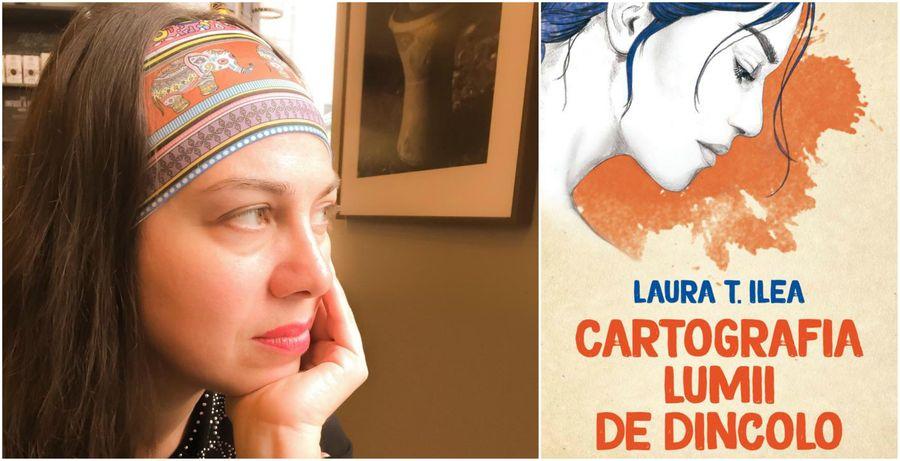 """Laura T. Ilea: """"În ficțiune, nu sunt obligată să aleg între naşterea fără peridurală şi uterul artificial"""""""