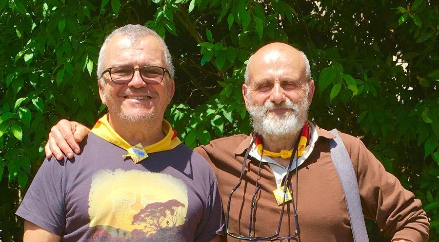 Cu Denis Roux, profesorul de provensală